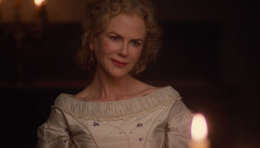 screen shot 20170420 at 12 840x480 - Hell Hath No Fury Like Nicole Kidman, Kirsten Dunst, and Elle Fanning in the Trailer for Civil War Thriller The Beguiled