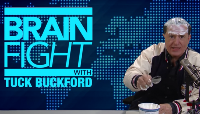 screen shot 20170426 at 9 840x480 - Stephen Colbert's Alex Jones–Like Alter Ego Is Also at War With Chobani Yogurt