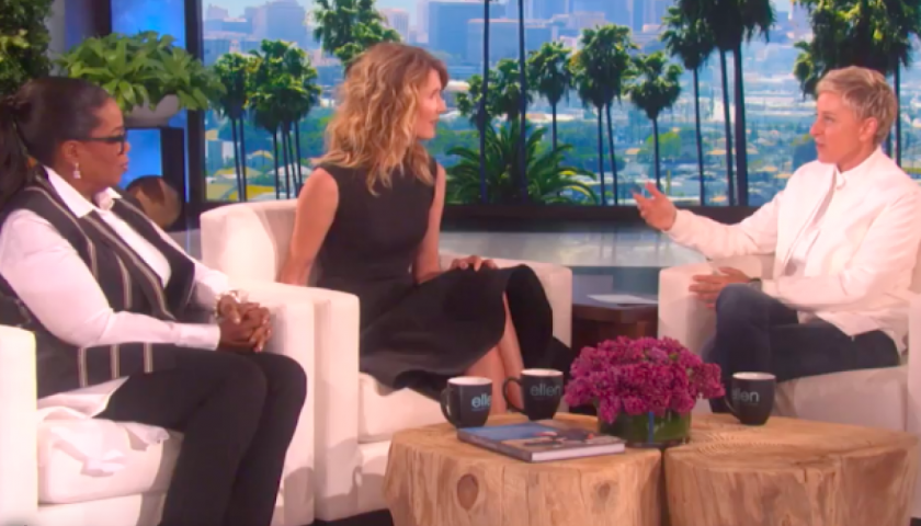 screen shot 20170428 at 5 840x480 - Ellen DeGeneres, Oprah Winfrey, and Laura Dern Reflect on that Famous Coming Out Episode, 20 Years Later