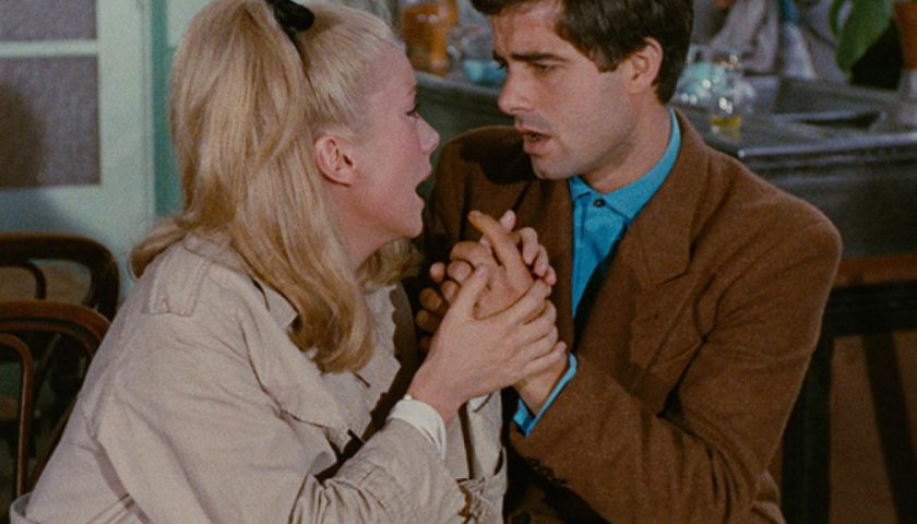 umbrelladefense current large 840x480 - Jacques Demy's Great Movie Musicals May Make You Love La La Land a Little Less