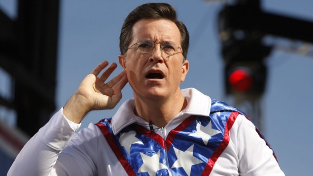 1493784198544 - 'Fire Colbert' call following late night host's epic Donald Trump takedown
