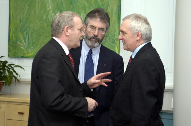 59073862d6a02 that could change the game bertie ahern weighs in on mary lou as sinn fein leader - Martin McGuinness Northern Ireland Peace Process