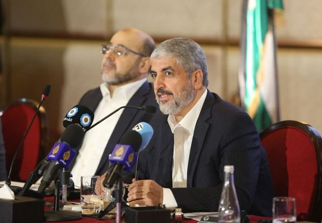 590889ee65218 hamas has significantly softened its stance on israel - khaled