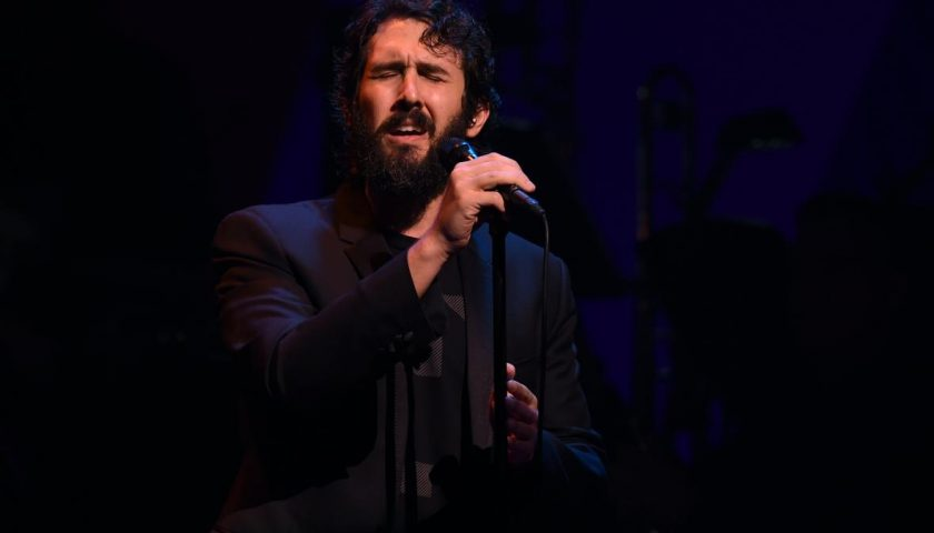 615339576 josh groban performs during the the hillary victory 840x480 - Here Are Your 2017 Tony Nominees, Including 12 forNatasha, Pierre and the Great Comet of 1812