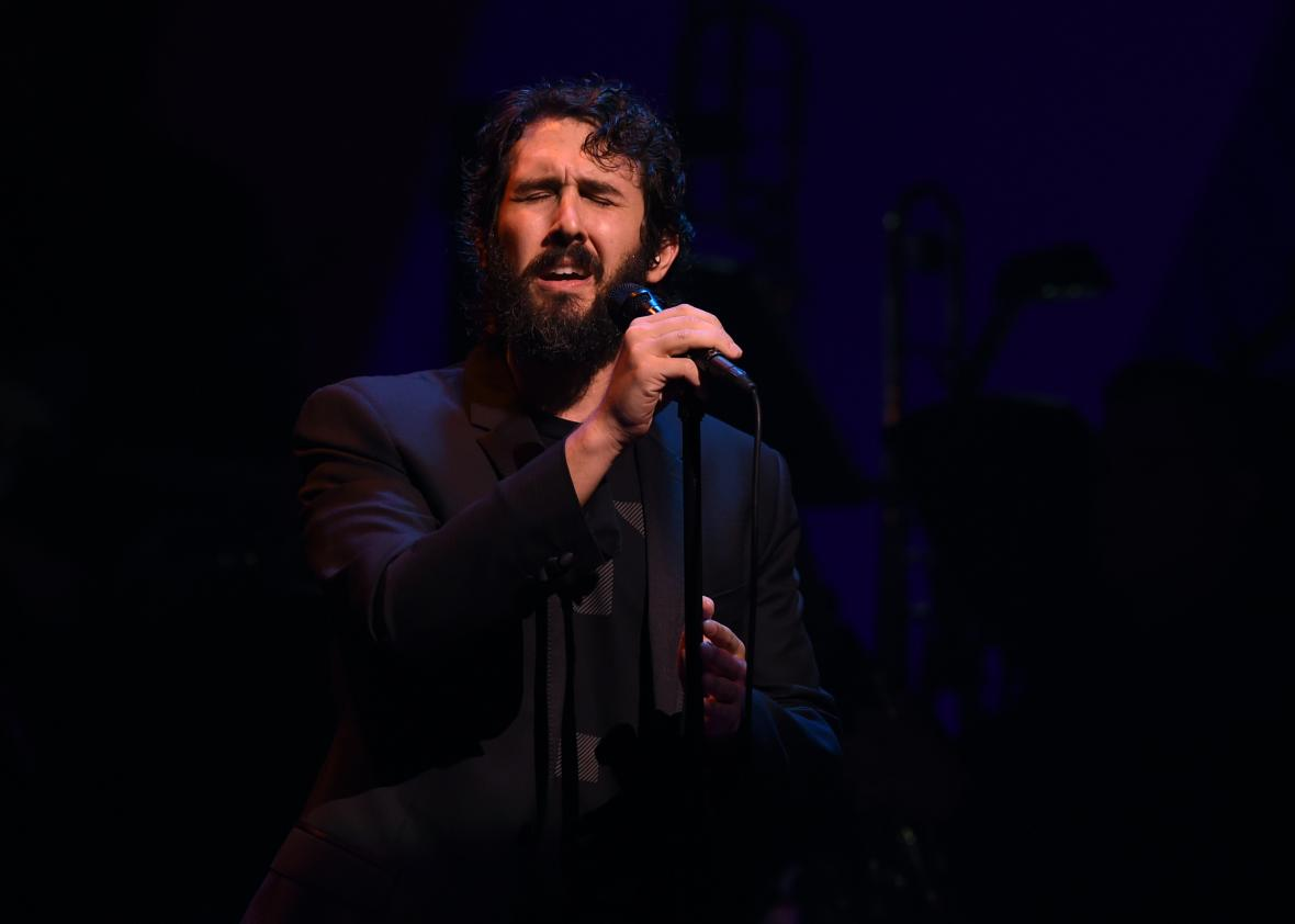 615339576 josh groban performs during the the hillary victory - 615339576-josh-groban-performs-during-the-the-hillary-victory.jpg